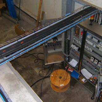 3 Raccordement ligne surgélation (machine spéciale)